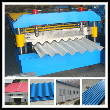 Bergelombang Roll Forming Machine