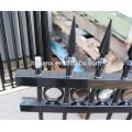 Lança superior de lança / de ferro forjado topo de lança Cerca de segurança de paliçada de aço