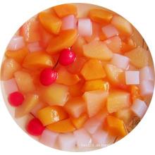 Frucht-Cocktail mit köstlichem Geschmack