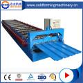 IBR Wall Sheet Roll Forming Machine