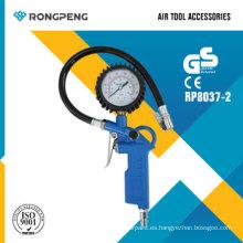 Rongpeng R8037-2 tipo pistola de aire inflado herramienta accesorios
