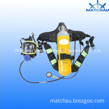 Self-Contained Positive Pressure Air Breathing Apparatus for Fire Fighting