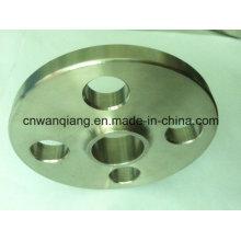 Flange de aço inoxidável ASME B16.5 So Flange