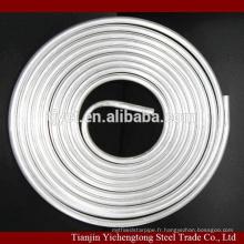 1060 climatiseur crêpe bobine aluminium tube