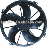 cooling fan for bus / condenser fan / fan motor
