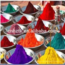 Polvo colorante de alimentos naturales