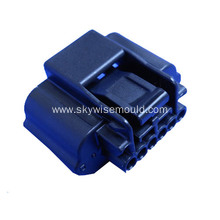 China for Electronic Connector Plastic injection mold for electronic connector export to Italy Importers