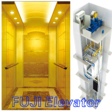Elevador do elevador do passageiro de FUJI (FJ-JXA03)