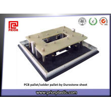 Materiais da pálete da placa da placa de Durestone / PCB