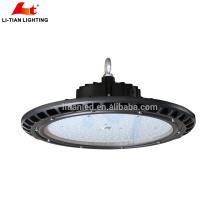 150lm / w 100w 150w 200w chip del Cree que cuelga la alta luz de la bahía del diseño UFO LED con precio económico