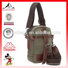 Le sac militaire de l'armée Canvas Stylish Mini Sac à bandoulière