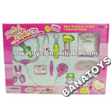 Plastic Doctor Play Set for Kids