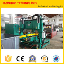 Automatic Spot Welding Machine for Corrugated Fin Embossment Welding