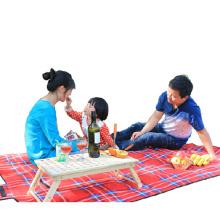 Feuchtigkeitsbeständige Matte Camping Pad Picknickdecke Faltbare Picknick-Matte