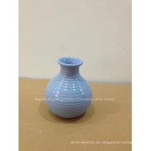 Para vaso de cerámica de medio de derracción
