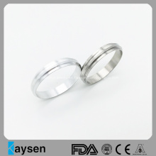 Anillo de centrado KF Anillos de centrado de aluminio Componentes de vacío