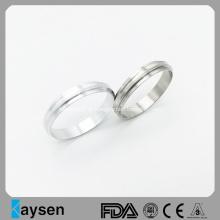Componentes de vácuo de anel de centralização KF