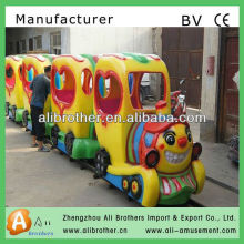 New design high quality cheapest kids plastic toy train track