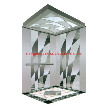 OTSE 1250kg precio del elevador de carga usado China