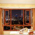 Feelingtop Casement Window with Thermal Break Aluminum (FT-W55)