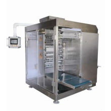 DXDK 1080 multi-lane four-side sealing packing machine