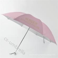 Mini taille pas cher 4 pli ou parapluie pliant (YS4F0008)