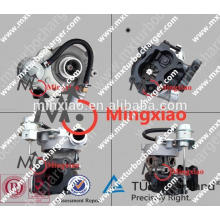 Turbocargador CT12 17201-64010 17201-70020