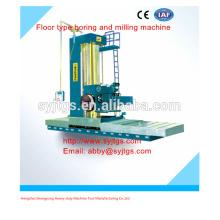 Maquinas de taladrar y fresadora de piso usadas Precio de venta caliente en stock