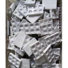 Toho hot selling Porcelain Glazed Spotting Plates For Observing Color Reactions