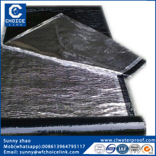 self adhesive bitumen waterproof membrane for basement