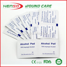 HENSO Sterile 70% Isopropyl Disposable Alcohol Swab