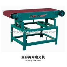 Maquina de tratamento de madeira pequena para madeira Machina Belt Sander