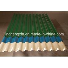 Machine de fabrication de feuilles de fer