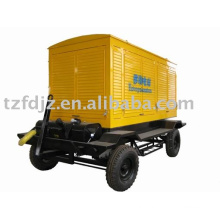 Trailer Mobile Power Station