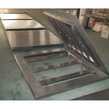 Washdown Stainless Stee Floor Scale