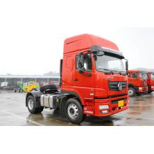 Camion de tête de tracteur 4x2 avec moteur diesel CUMMINS