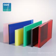 High Gloss PMMA Custom Plate 4ft x 8ft Acrylic Sheet Panel