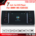 Car DVD Player for BMW 5 Series E39 GPS Tracker with GPS Navigation Bluetooth Adapter