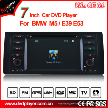 Auto DVD Spieler für BMW 5 Series E39 GPS Tracker mit GPS Navigation Bluetooth Adapter