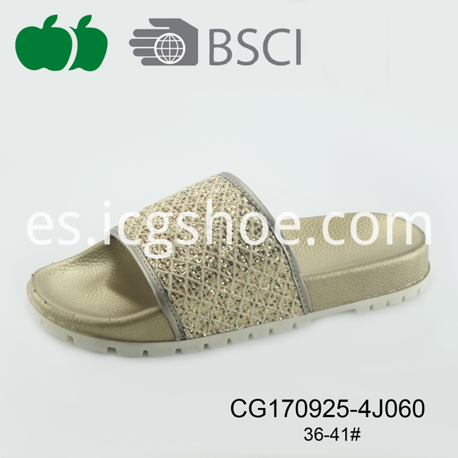 latest design summer slippers