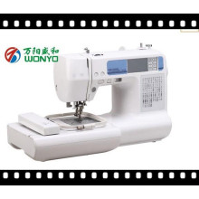 Wonyo Computerized Household Embroidery and Sewing Machine Factory Price