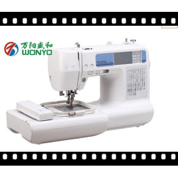 Home Embroidery and Sewing Machine for Home Use (WY904)