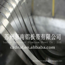 aluminum foil strips 8011 h18/h24 made in China