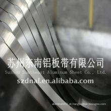 1070 tira / tira de prata feita na China