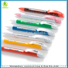 Customized advertising promotional scroll ball pen