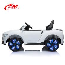 lizenzierte elektrische Spielzeugautos für Kinder mit Licht und Musik / spätestes populäres Spielzeugkinderelektroauto / Kinderelektroauto für 10 Jahre alt