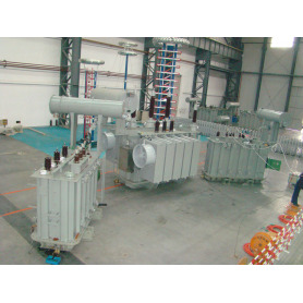 110KV power transformer with tap changer
