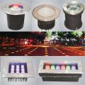 LED en acier inoxydable enterré lumière souterraine