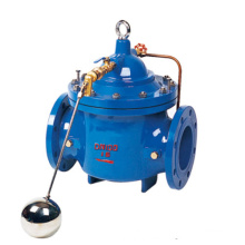 Remote Control Float Ball Valve (GA100X)