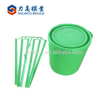 Easy To Maintain Cheap Wholesale Plastic Paint Bucket Moulding New Arrival Plastic Paint Bucket Mould